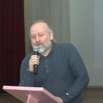 Гость конференции - поэт, бард, художник А.О.Макаренков (Москва)