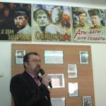 Первая экскурсия в музее Васильева