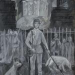 Вишневская Анна Олеговна, Смоленск, 1943, ДХШ им. Тенишевой г.Смоленск