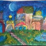 Каверзин Михаил, Школа №1363 г. Москвы