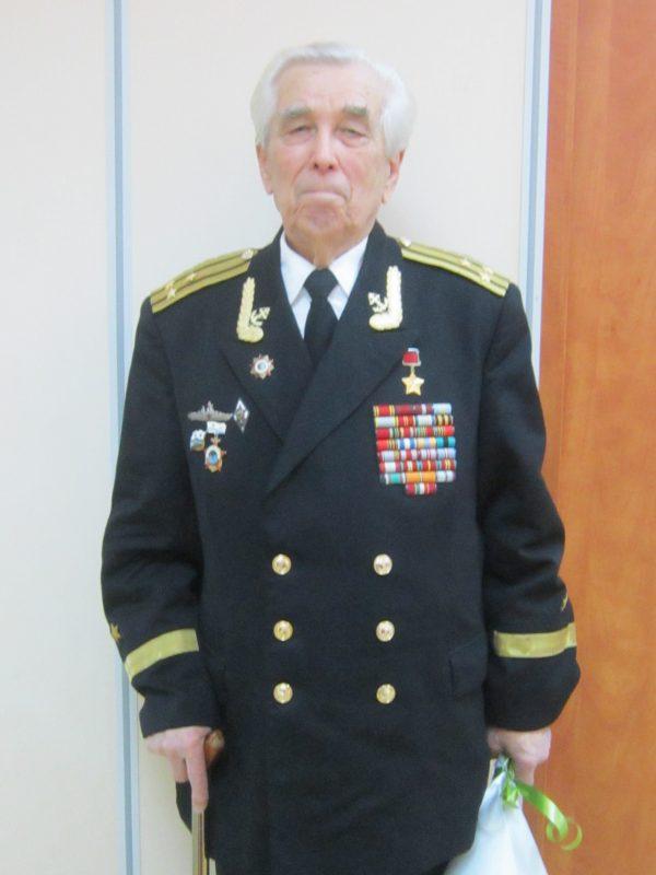 Сергей Никитич Решетов